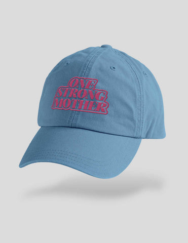 One Strong Mother Embroidered Cap