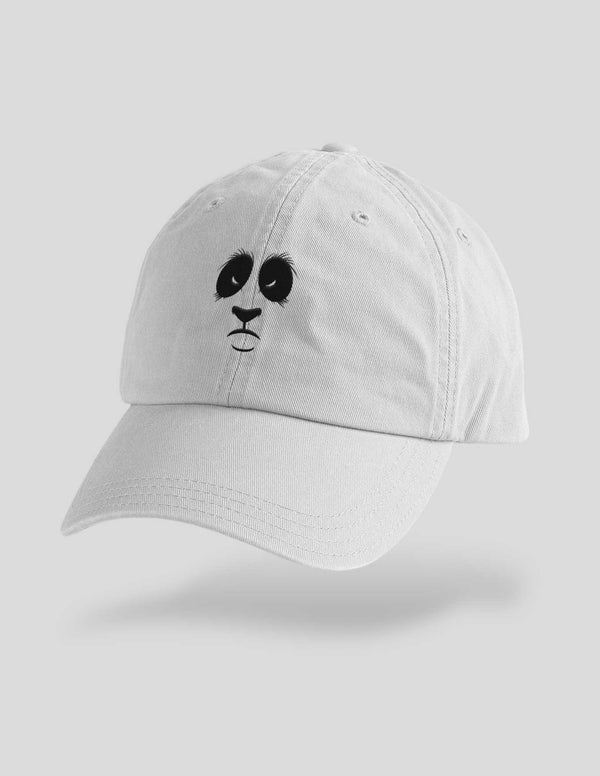 Panda Embroidered Cap