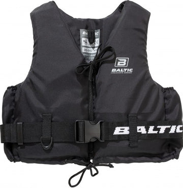 black Baltic Aqua Pro Buoyancy Aid