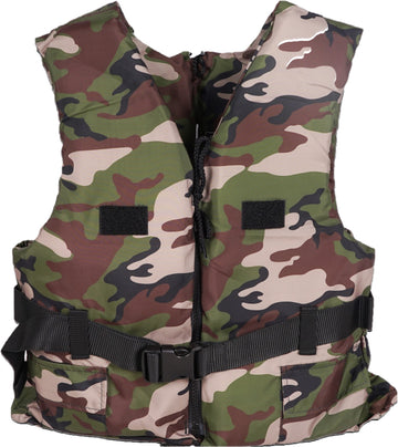 Cambrideg Kayak Camo Buoyancy Aid