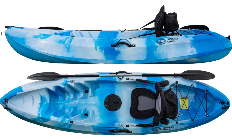 Cambridge Kayak Neptune Blue and White