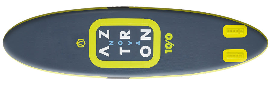 New Aaztron Nova 2 rear view