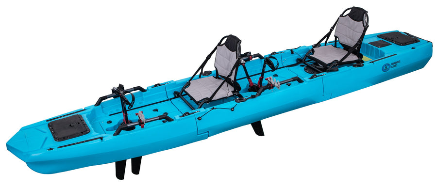 Canbridge Kayak Stingray III - 3 Sectional Boat