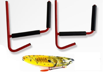 Kayak Wall Storage Mounts