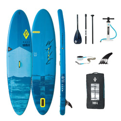 Aquatone Wave Plus All around Paddle board 11'0""