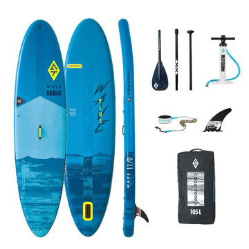 Aquatone Wave Plus All around Paddle board 11'0