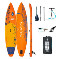 Aquatone Flame Touring Paddle board 12'6""
