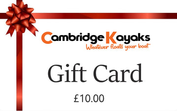 Cambridge Kayaks Gift Card