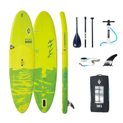 Aquatone Wave All around Paddle board 10'6""
