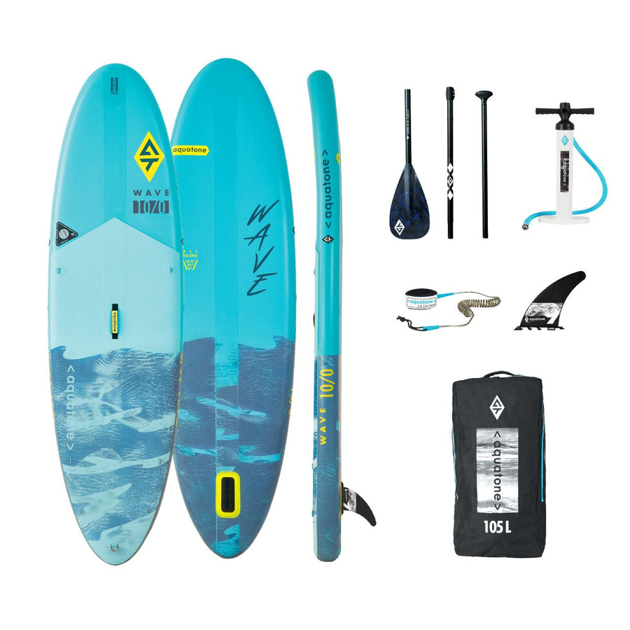 Aquatone Wave All around Paddle board 10' 0