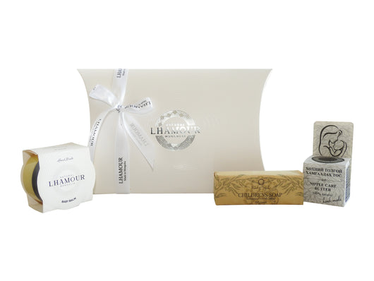 x GIFT SET E - The perfect baby shower gift