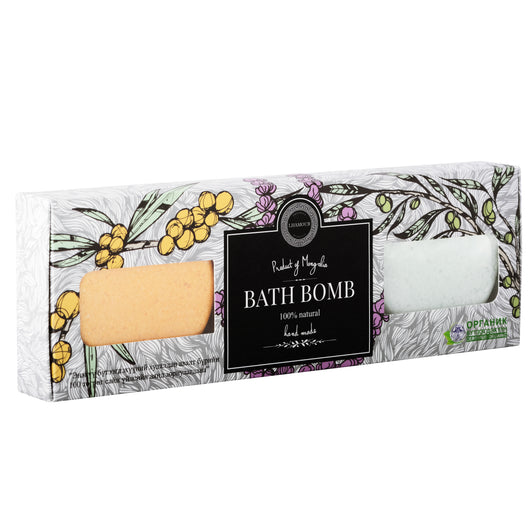Bath Bomb Set (3 bomb Collection)