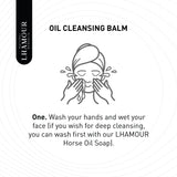 Facial Oil Cleansing Balm