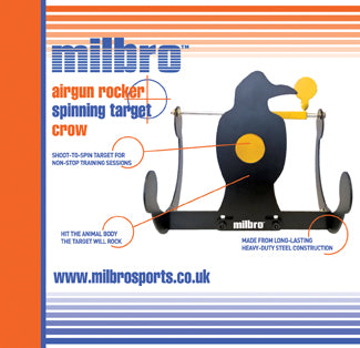 Milbro Rocker Target Various Animal Designs