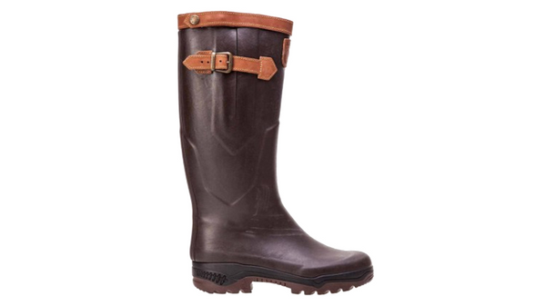 Parcours 2 Signature Leather Walking/ Hunting Boots By Aigle
