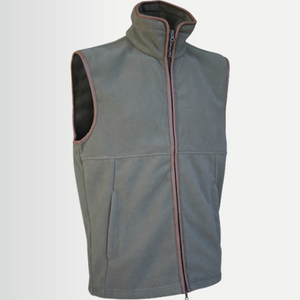 Jack Pyke Countryman Fleece Gilet - Light Olive