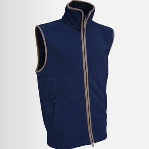 Jack Pyke Countryman Fleece Gilet - Navy