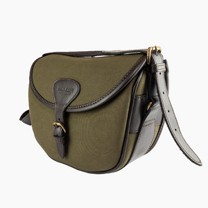 Jack Pyke Canvas Cartridge Bag in Brown, Fawn or Green