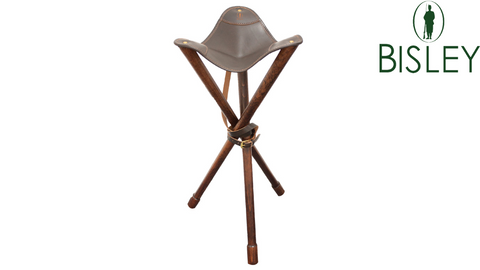 Bisley Leather Tripod Stool