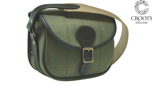 Helmsley Tweed Cartridge Bag by Croots