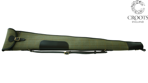 Helmsley Tweed Shotgun Slip by Croots