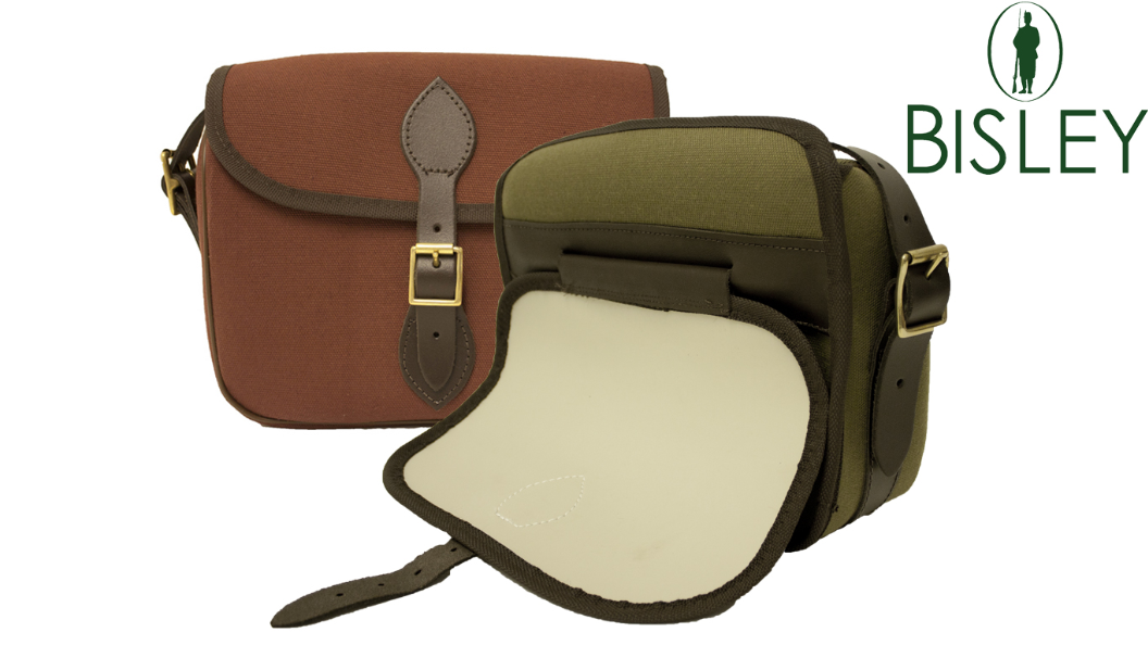 Quickload Canvas Cartridge Bags By Bisley