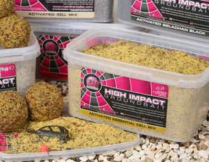 Mainline High Impact Groundbait 2kg Bucket