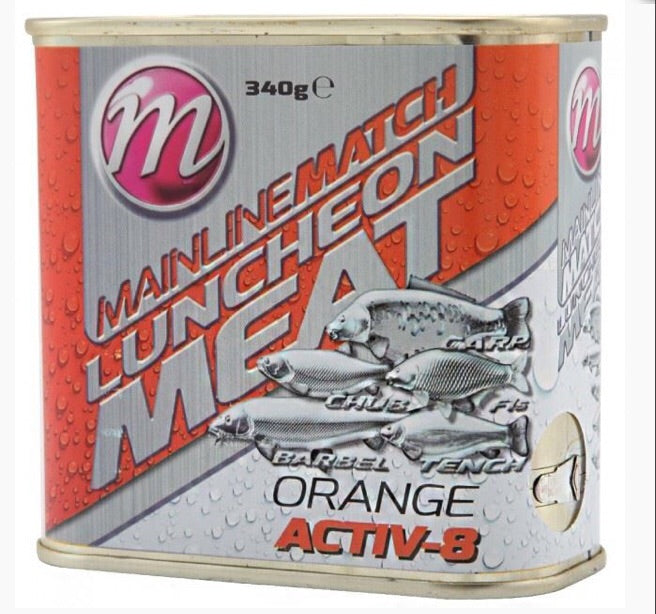 Mainline Match Luncheon Meat - Orange - Active 8