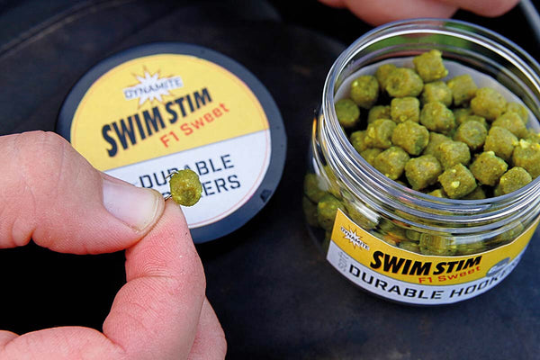Dynamite Baits Swim Stim Durable Hookers 4mm & 6mm