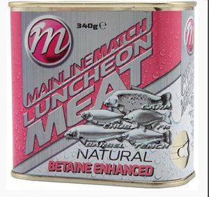 Mainline Match Luncheon Meat - Natural - Betaine Enhanced