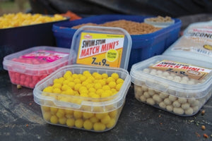 Swim Stim Match Mini Boilies 7mm & 9mm