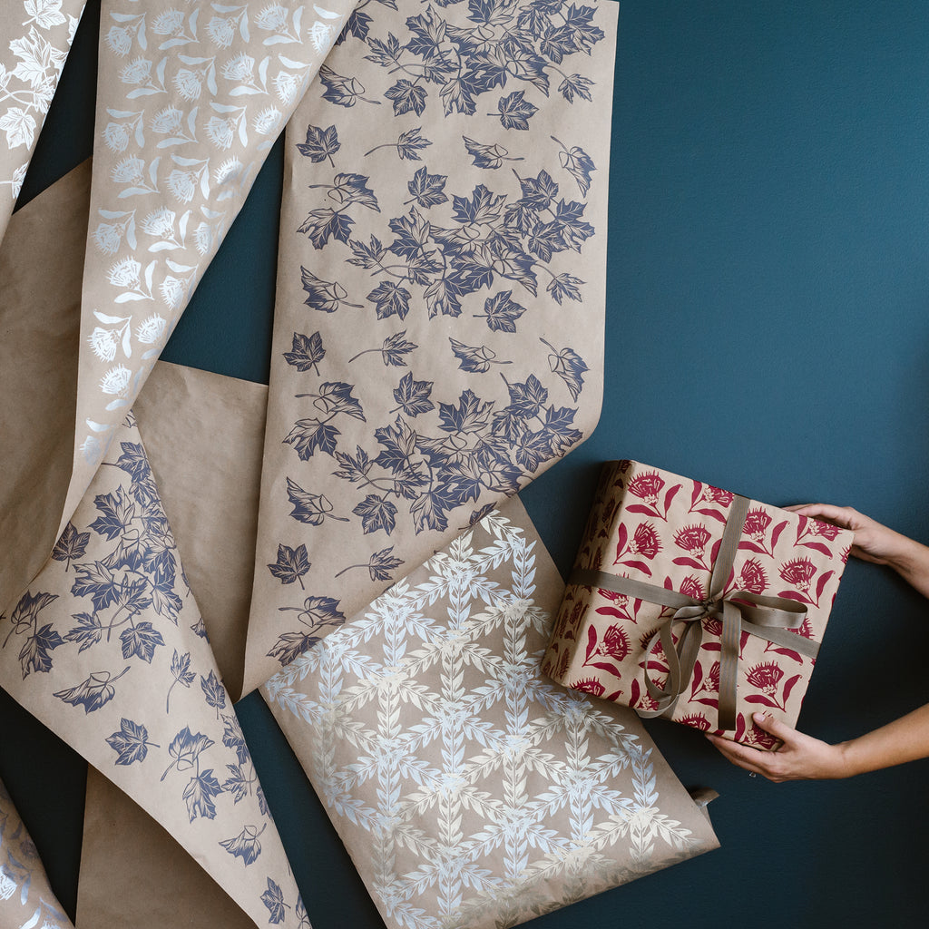 A $15 Roll of Wrapping Paper?!