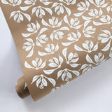 Floral Bud Wrapping Paper