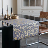 Eucalyptus Table Runner in Gold