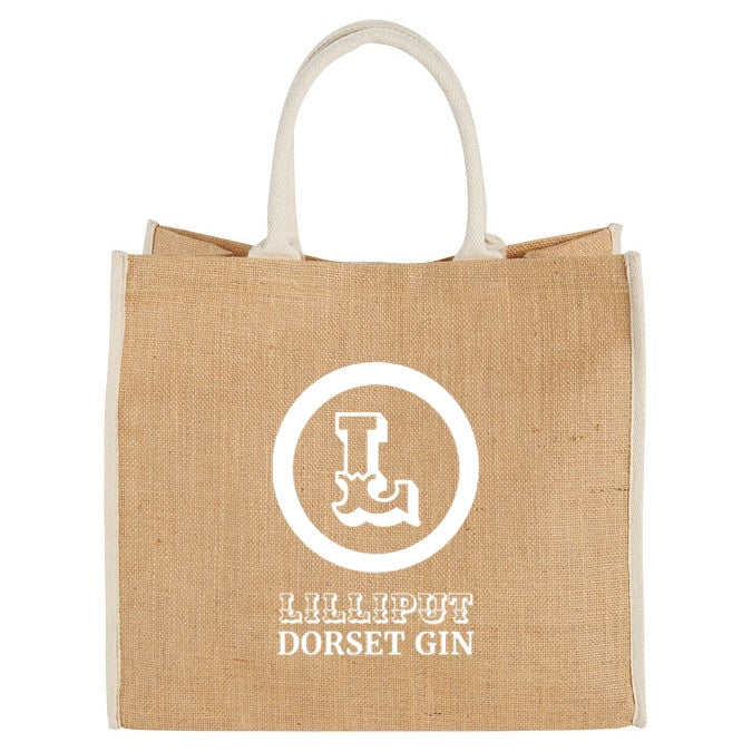 Lilliput Large Jute Tote