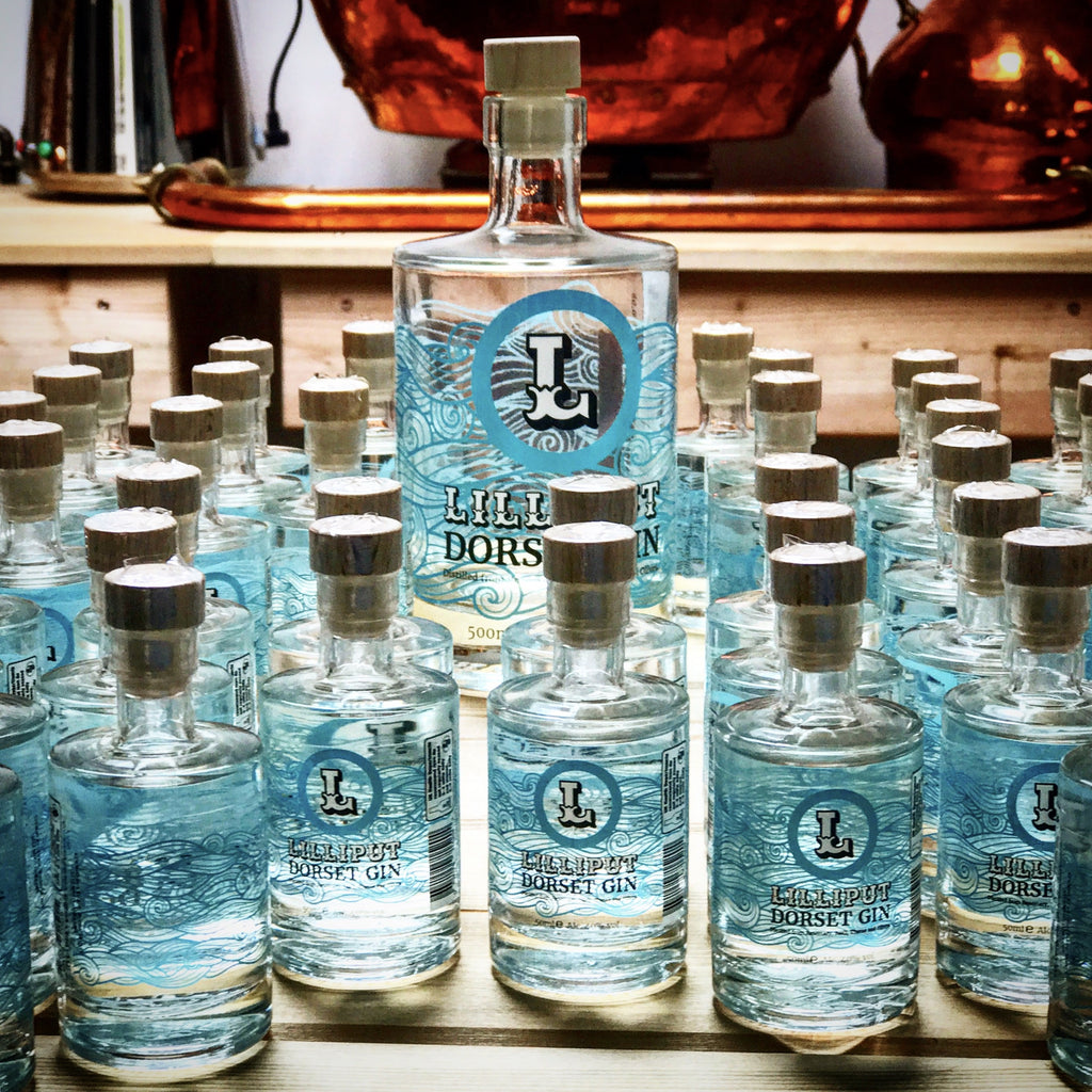 Lilliput Dorset Gin 50ml