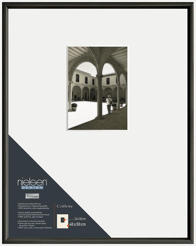 Black Poster Frames | Black Metal Frames - TRADEframes.co.uk