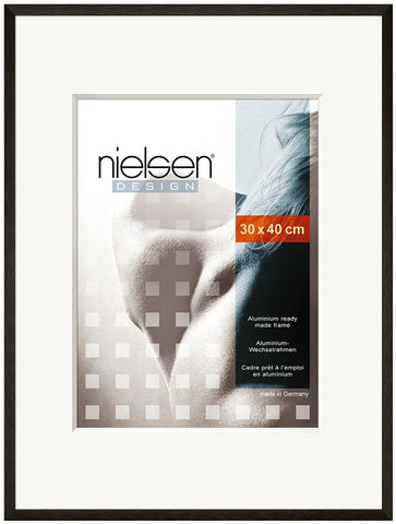 Nielsen C2 Soft Look Black Frames