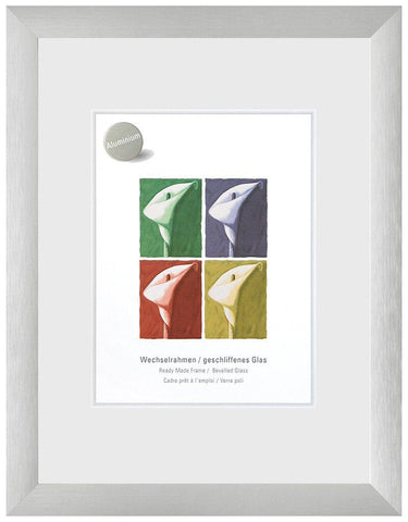 50 x 70 cm Silver Poster Frames