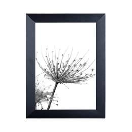 Photo Frames Black| TRADEframes Wide Aluminium Brushed Black - TRADEframes.co.uk