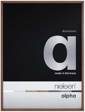 Nielsen Alpha Brown Frames