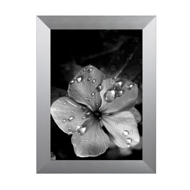 A1 Fast Frame Wide Silver Aluminium frame - Snap Frames
