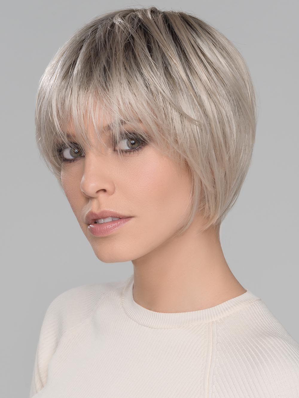 Beam | Synthetic (Mono Crown) Wig by Ellen Wille