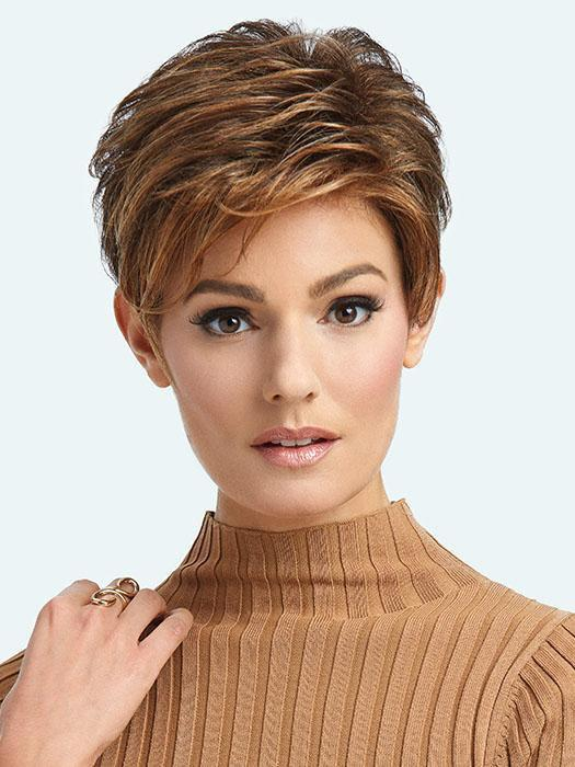 Advanced French | Heat Friendly Synthetic Lace Front Wig by Raquel Welch