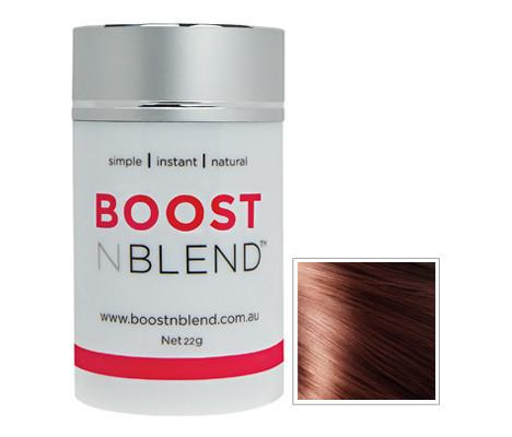 BOOSTnBLEND - Warm Cinnamon Brown