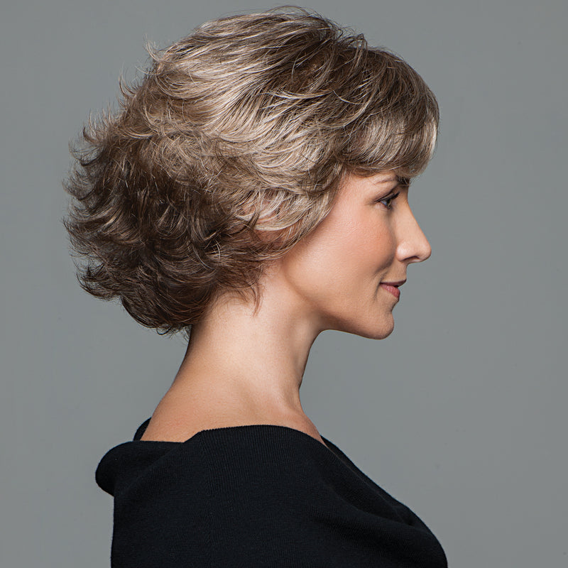 Affluence | Synthetic (Hand-Tied Top) Wig by Gabor