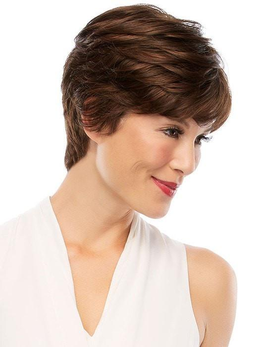 Allure Mono | Synthetic Mono Top Wig by Jon Renau