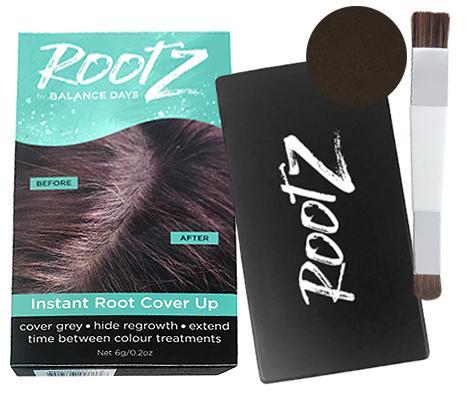 RootZ - Dark Brown by BOOSTnBLEND