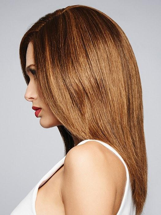 Bravo | Human Hair Lace Front (Hand-Tied) Wig by Raquel Welch