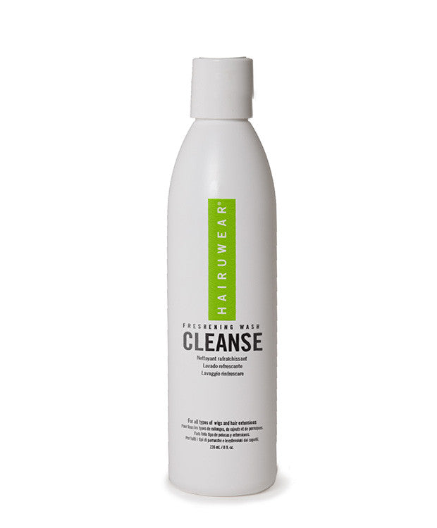 Cleanse Shampoo by HairUWear